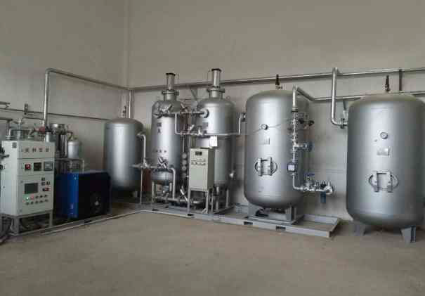 300Nm³/h-99.999%Hydrogenation purification nitrogen making machine and nitrogen making machine
