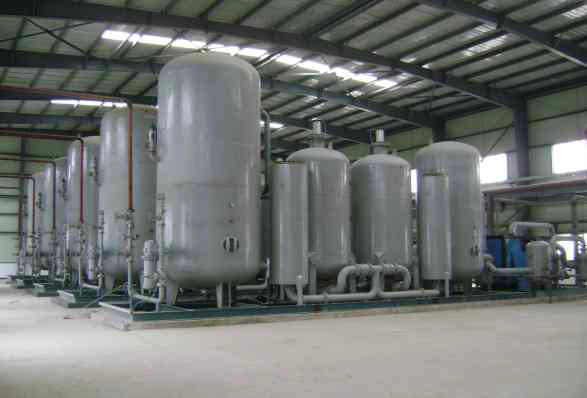 2500Nm³/h-99.5%X5Set nitrogen machine