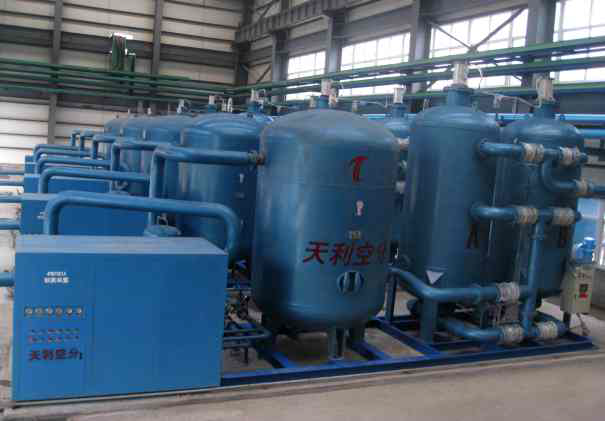 2000Nm³/h-99.5%X5Set nitrogen machine