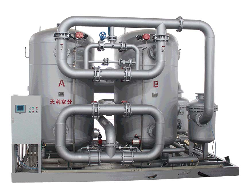 TGHY Micro gas consumption Compressed hot air dryer